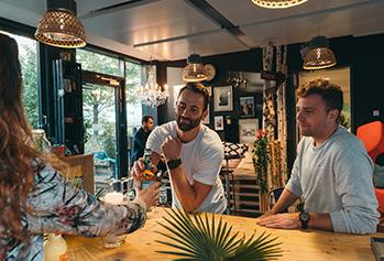 Das smart Café als Eventlocation!