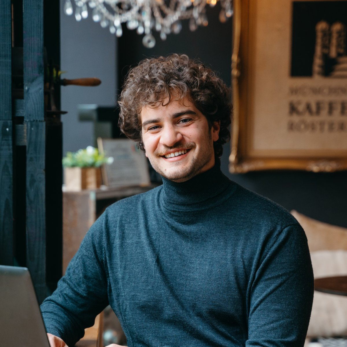 Caio - Event-Manager und Sales-Enthusiast